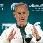 Mark Dantonio: Michigan State looking for solutions to problems on, off field