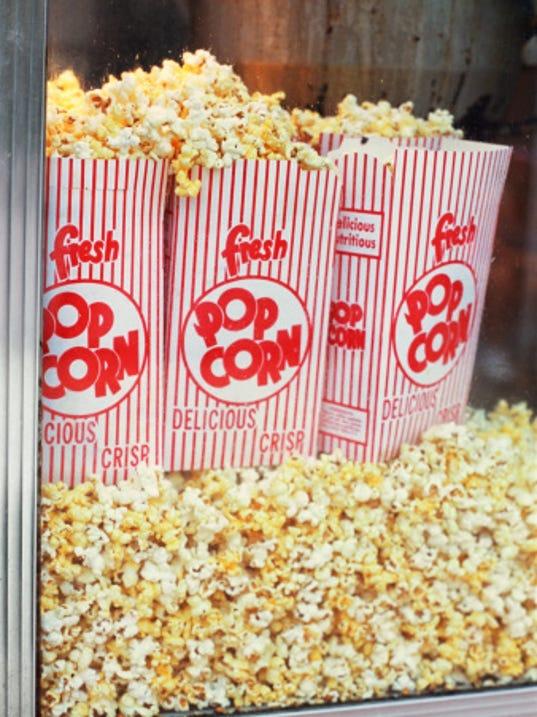 Free Popcorn At Kentuckiana Movie Theaters