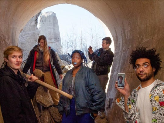 Blacker Face will perform Sunday at an Ithaca Underground