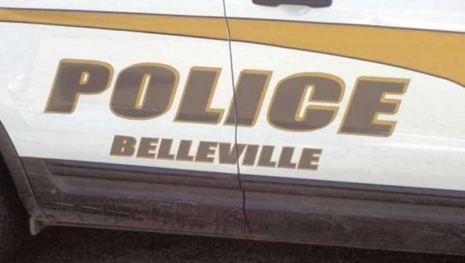 The Belleville Police Department releases a blotter on Mondays.