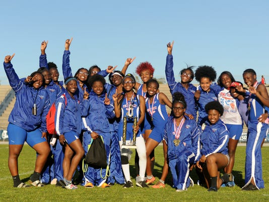 Pine Forest Girls win