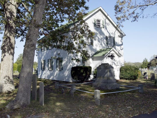 The Potter Church is in the Lanoka Harbor section of Lacey Townhip.  File photo
