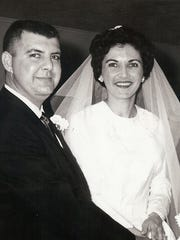 Mr. and Mrs. John Marshall Normand -- 1964