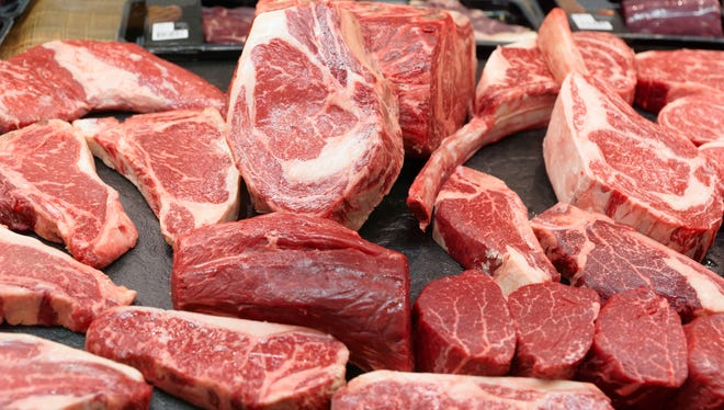 More than 6.5 million pounds of raw beefs from the establishment JBS Tolleson Inc. is being recalled by the United States Department of Agriculture over salmonella concerns.