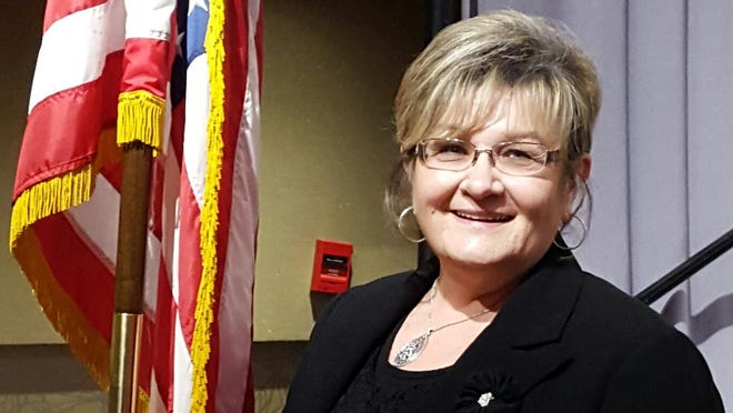 Pine River Elementary School principal Joyce Lemmer was named Practicing Principal of the Year by the Michigan Elementary and Middle School Principals Association in 2015.