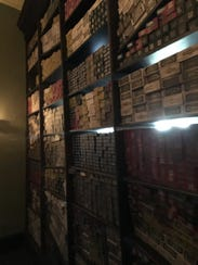 Olivanders Wand Shop has wands ready to choose any