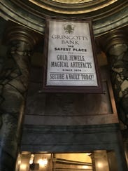 How could anyone possibly break into Gringotts Bank?