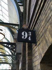 Visitors to Hogwarts from Diagon Alley need to make