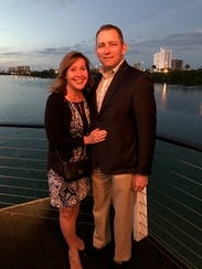 Chris Ferguson and his wife, Angie, are thankful Emily