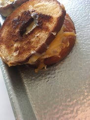 Grilled cheese or a doughnut? At Bakery 519, you don't