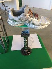 Sarah Garcia-Linz designed this trophy for the 2016