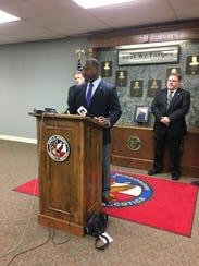 Mississippi Bureau of Narcotics Deputy Director Steven