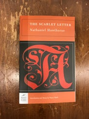 The Scarlet Letter is among a list of the best books