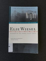 Night is among a list of the best books you might've
