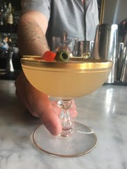 Meta has never offered a martini on its menu. This