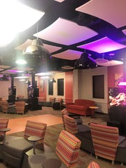 Fort Bliss' newest entertainment zone, the Warrior
