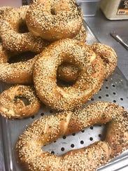 Marcel Bakery's home-baked goods
