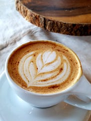Proper coffee's spiced latte is as delicious as it