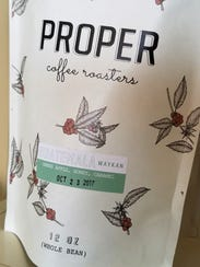 Now Proper Coffee is roasting their own beans in the
