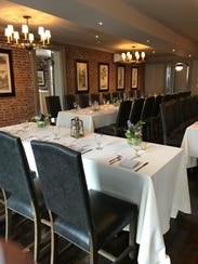 One Main, the fine dining restaurant at Farmer's Creekside