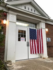 West Milford's voting locations were busy during 2017's