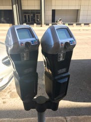 Des Moines hopes to add more credit card meters to