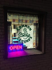 Common Grounds is located on Highway 41 in Greenbrier.