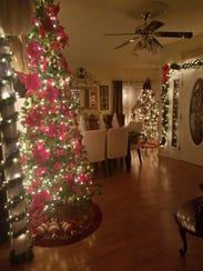 Jacqueline Perez's home.