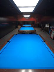 The new Zingale's Billiards Room and Sports Bar will