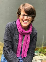 Author Kelly Corrigan.