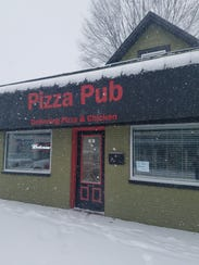 The Pizza Pub is our first new restaurant to open on