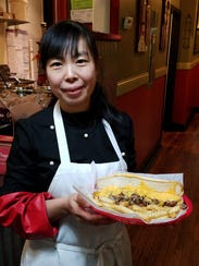 Ming Tan is the new owner of Phillies Steaks and Salads