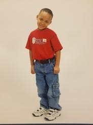 Matthew was diagnosed with autism at age 2.