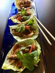 Tender Yum Yum Beef ($10.95) at Thai Thai Sushi in