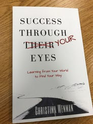"""""""Success Through Your Eyes"""" is available on Amazon.com."""