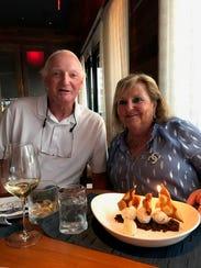 Bill and Kathy Murtha