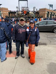 Joanne and Danny Longo from Clinton.
