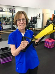 A change in gait led to Carole Smith's diagnosis of