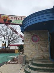 La Carreta Mexican Restaurant.
