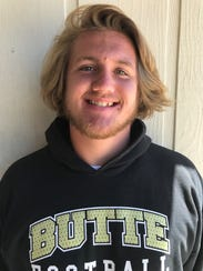 Butte coach Rob Snelling said Kary Kutsch's long, blonde