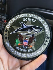 Operation Shark Tank — a multi-agency operation that