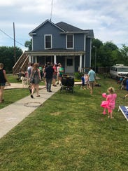 Landing House is both dog- and family-friendly with