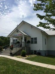 Elm Grove Church in Rogersville