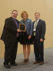 State Rep. Tittl, R-Manitowoc,was honored as the 2018