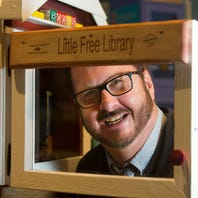 Todd Bol, Wisconsin man who started the Little Free Library movement, dies at age 62