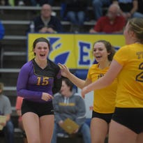 No. 2 Hagerstown wraps up sectional title
