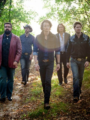 Country a cappella band Home Free, winner of Season 4 Champions of NBC's The Sing-Off this past December, will perform at 8 p.m. May 1 at the Gillioz Theater.