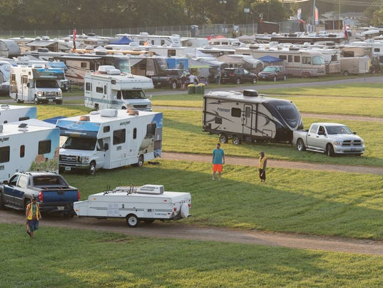 News: Firefly camping