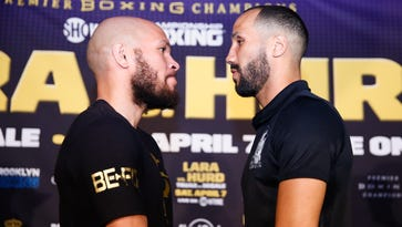 Unlikely champion Caleb Truax looks to retain belt in James DeGale rematch Saturday