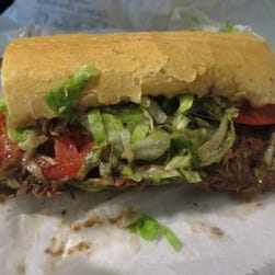 Is this the best po' boy in New Orleans?